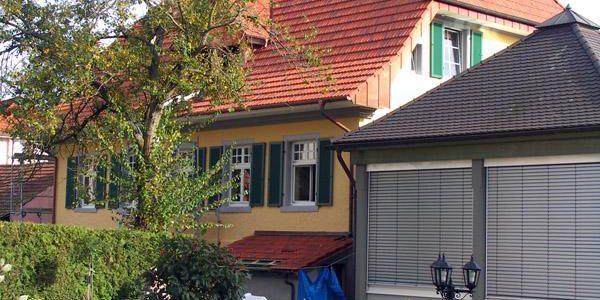 """Neuer Dachstuhl für den historischen """"Bärenkeller"""" in Zell a.H."""