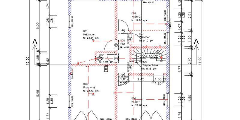 Planung und Bauleitung eines Leibgedinghauses in Biberach Prinzbach
