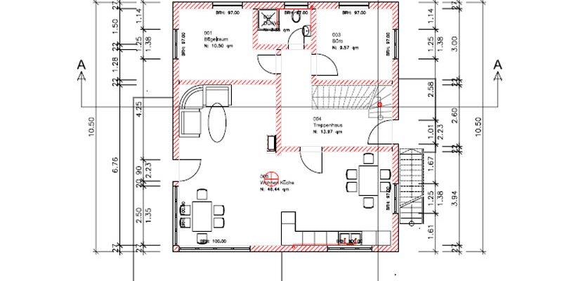 Planung und Bauleitung eines Holzhauses im Schwarzwaldstil in Oberharmersbach
